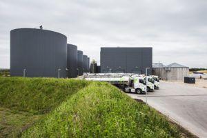 Indvielse af Biogasanlæget Nature Energy i Videbæk